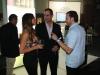 Cigar Vixen & Jorge Padron with Friend