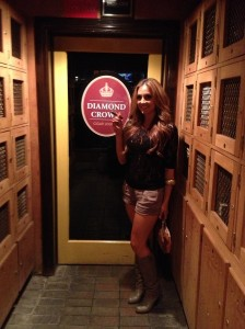 Cigar Vixen at 888 Lounge