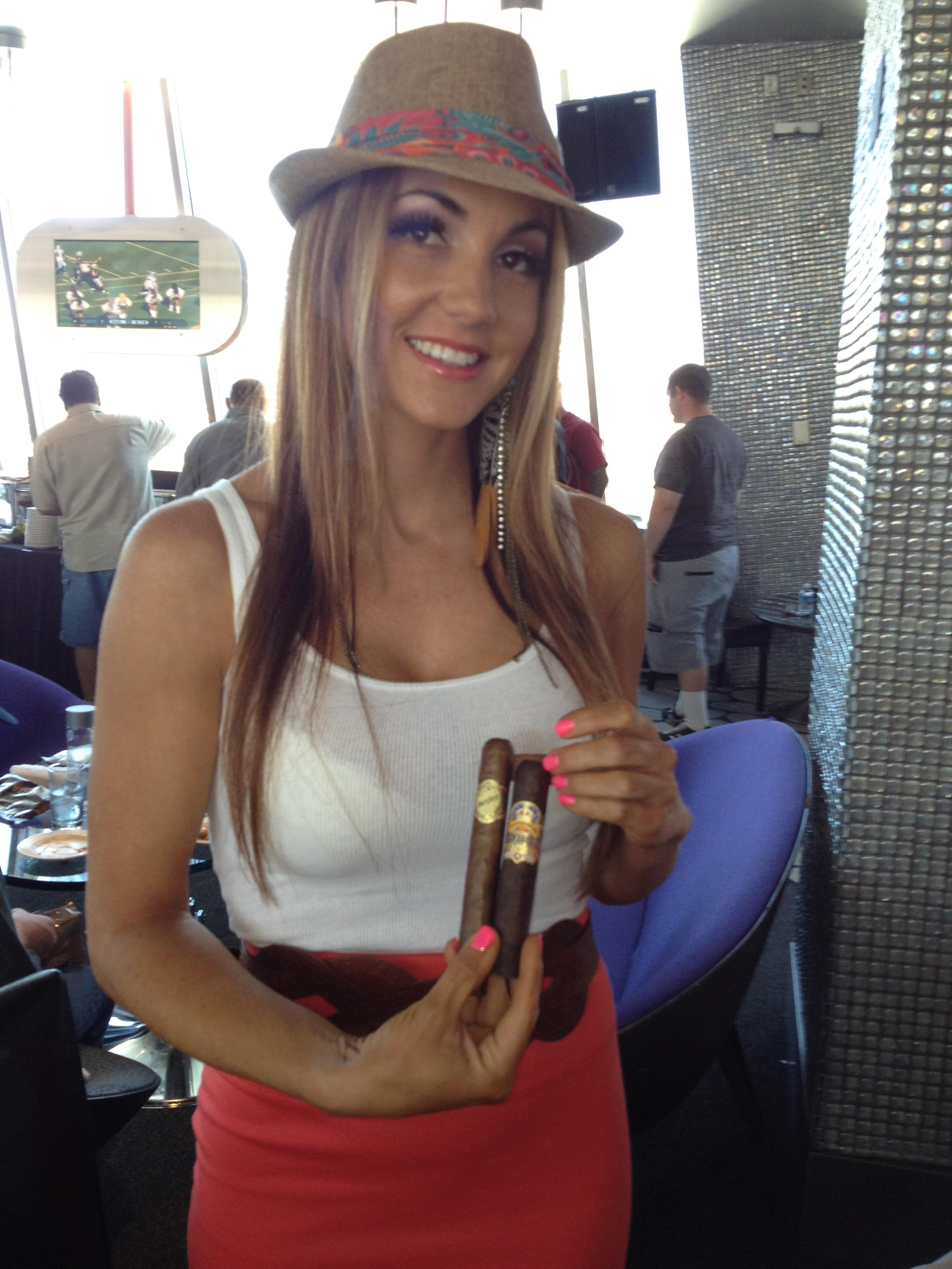Crown casino cigars