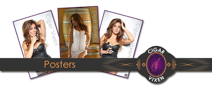 Cigar Vixen Posters