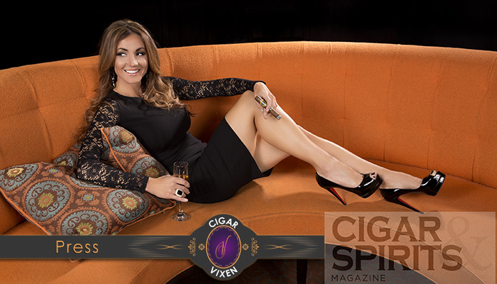 Cigar Vixen Press