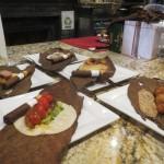 Mombacho creative dinner