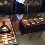 Hennessey and Mombacho Cigars