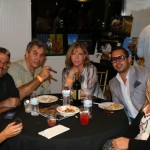 Great time with friends and owners of Burning Desire and Zafuto's Cigar Lounge