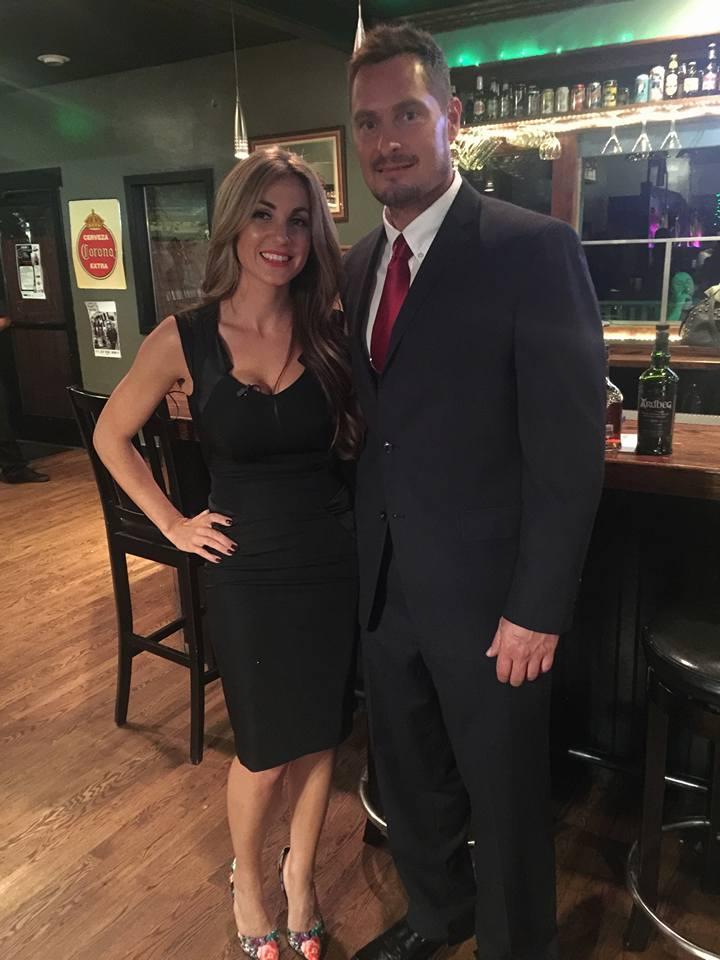 Delicia & Aaron