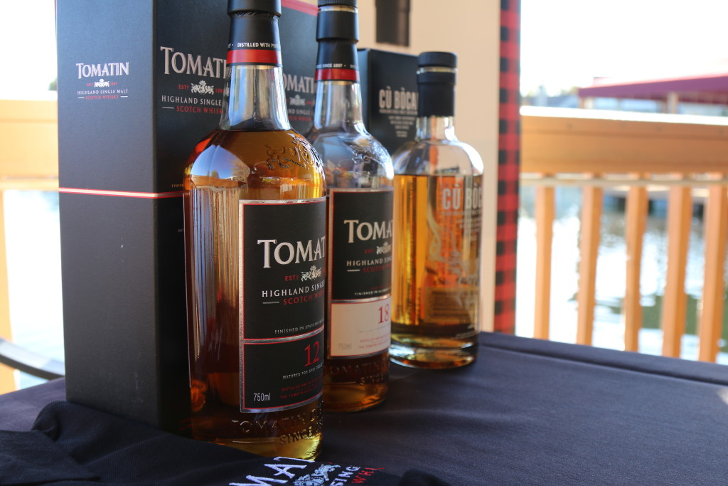 Tomatin Highland Single Malt Scotch