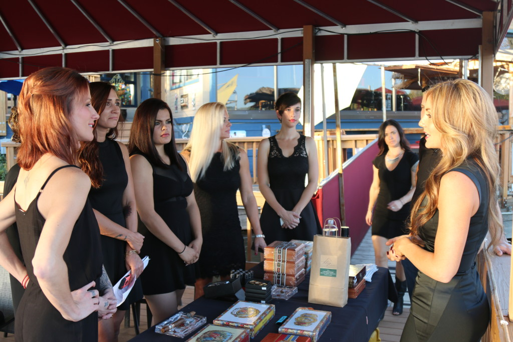 Cigar Basics for the ladies with Ashton Cigars