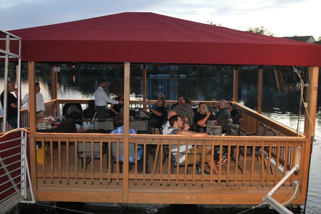 The cigar dock