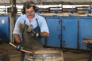 Constructing barrels
