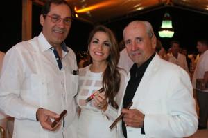 Guillermo Leon, Delicia & Nestor Miranda
