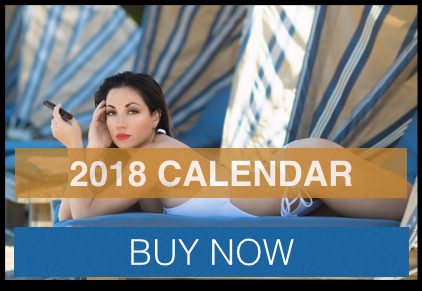 2017 Cigar Vixen Calendar For Sale